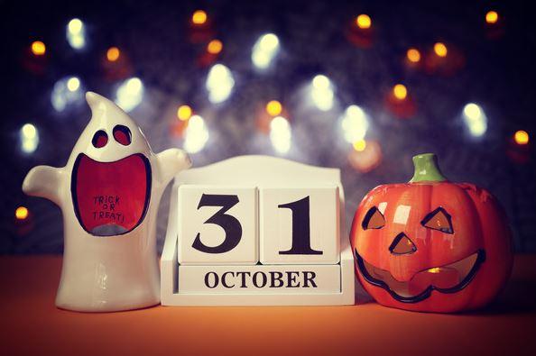 Дата проведения Хэллоуина 2020