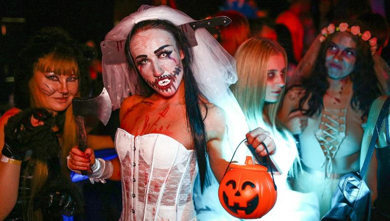 Празднование Хэллоуина в России