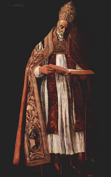 Папа Римский Григорий I (590-604)