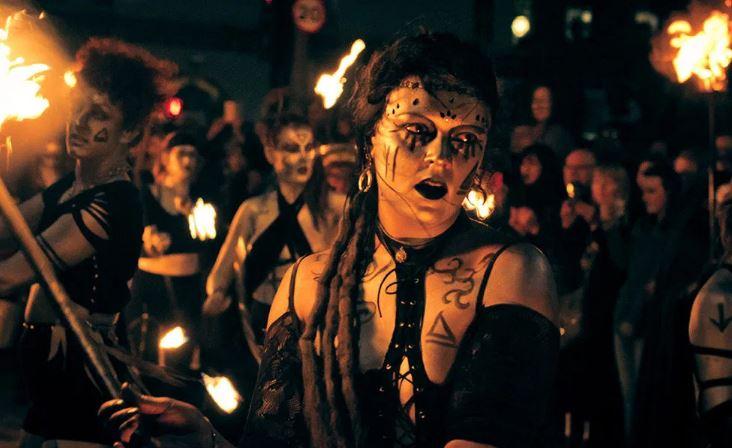 Празднование Хэллоуина в Шотландии