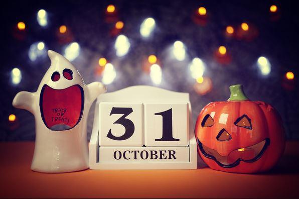 31 октября - Дата празднования Хэллоуина