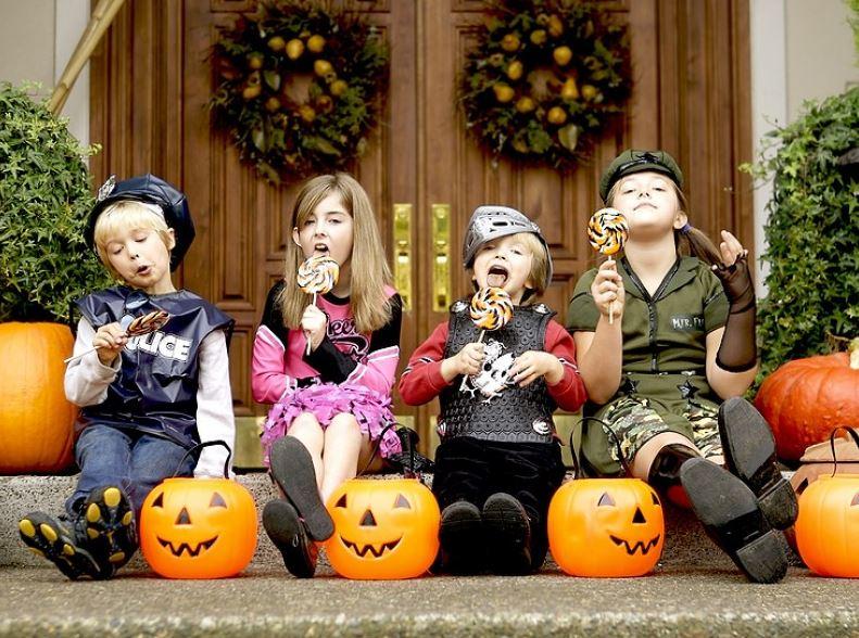 Хэллоуин - современный праздник