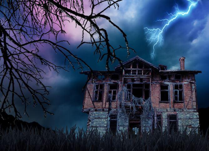 Аттракционы, населённые призраками - Haunted attractions