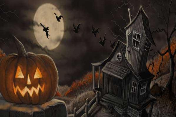 Хэллоуин - осенний языческий праздник