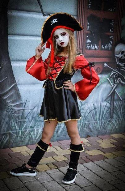 Карнавальный костюм на Хэллоуин