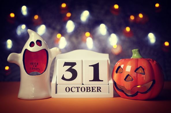 Дата проведения Хэллоуина 2020 в России