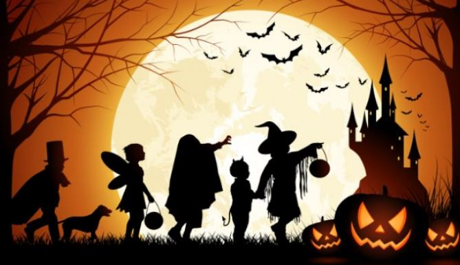 Картинка на праздник Хэллоуин