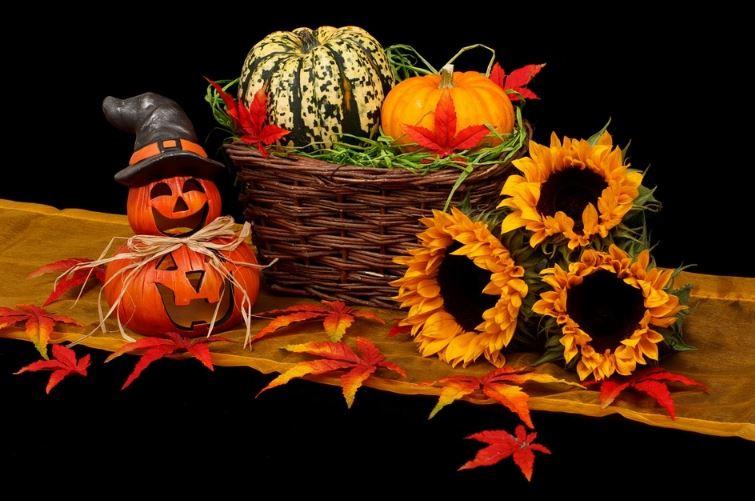 Хэллоуин - осенний праздник 2020 года