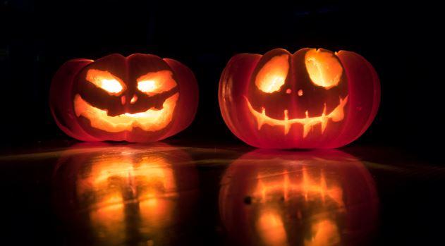 Светильники Джека - атрибуты Хэллоуина