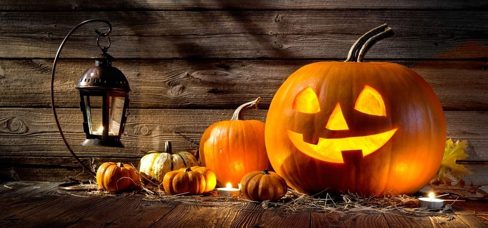 Хэллоуин - Вечер всех святых