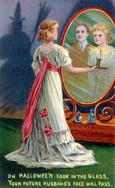 Гадание на суженого - Кровавая Мэри