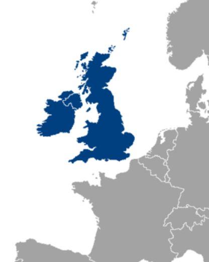 Британские острова - родина Хэллоуина