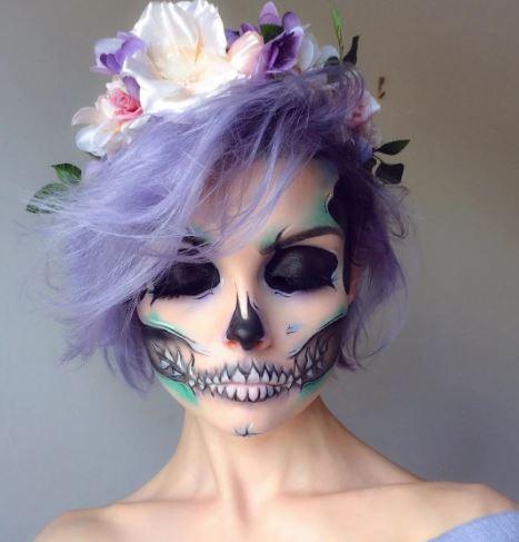 Макияж феи на Хэллоуин