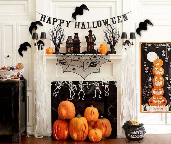 Поделки на праздник Хэллоуин